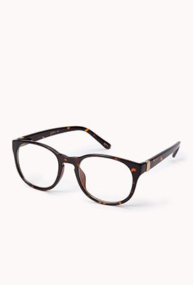 7a5ec1d1e9 Forever 21 fake tortoise shell glasses