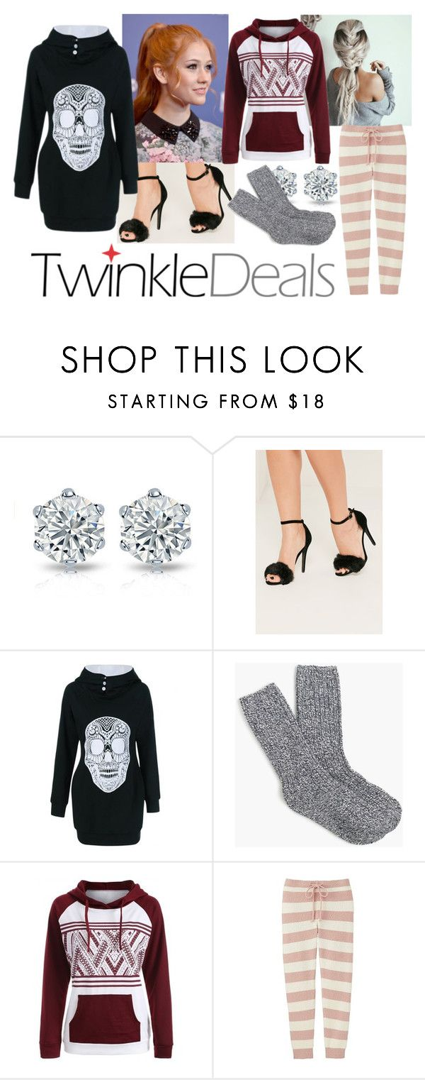 """""""Untitled #361"""" by irelandprep ❤ liked on Polyvore featuring Missguided, J.Crew and Uniqlo"""