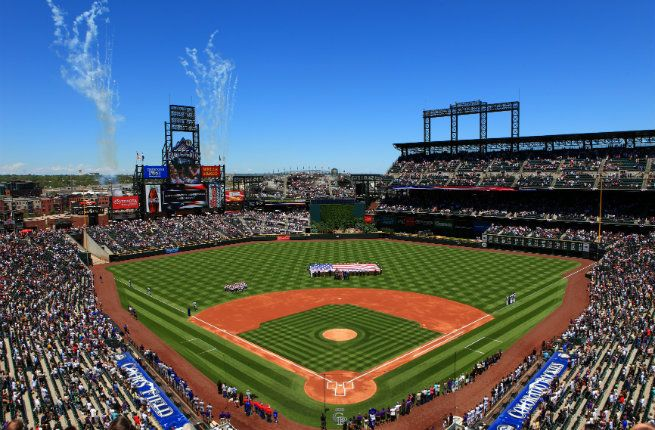 10 Iconic Baseball Stadiums To Visit This Season Colorado