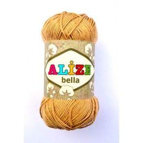 Alize bella katoen nr 8 beige 76