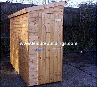 10ft x 3ft streamline narrow pent shed looking for kayak storage - Garden Sheds 3ft Wide