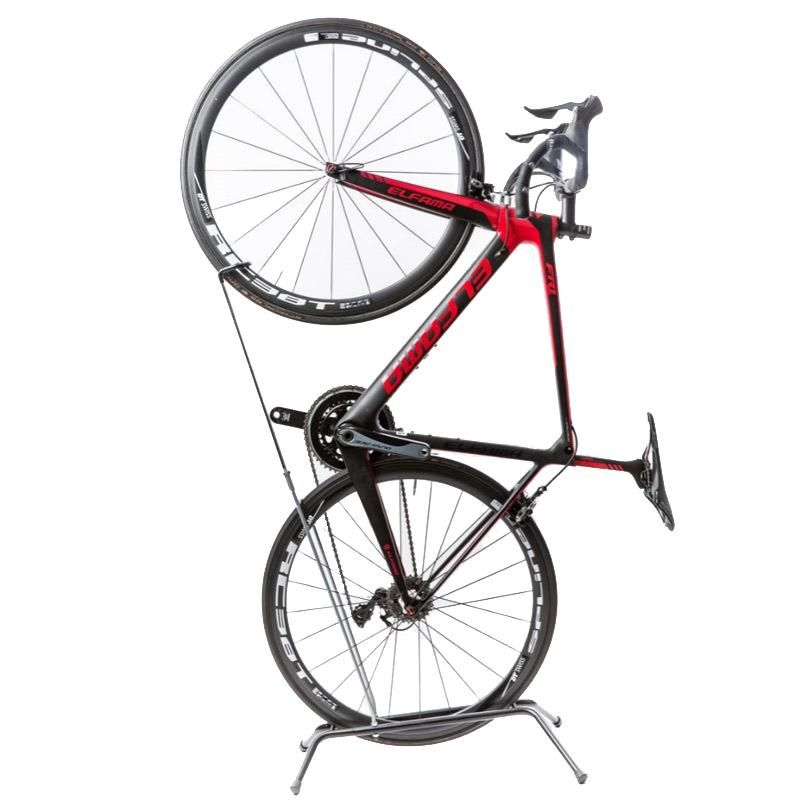 Wheel Up Bicycle Hanging Vertical Racks Mountain Bike Road