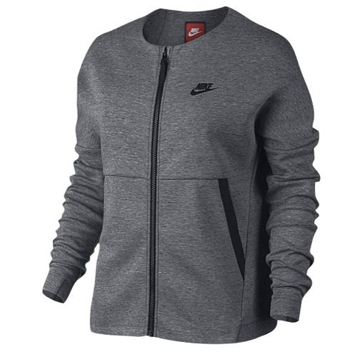 ee56561699ed Nike NSW Tech Fleece Knit Full Zip Jacket - Women s