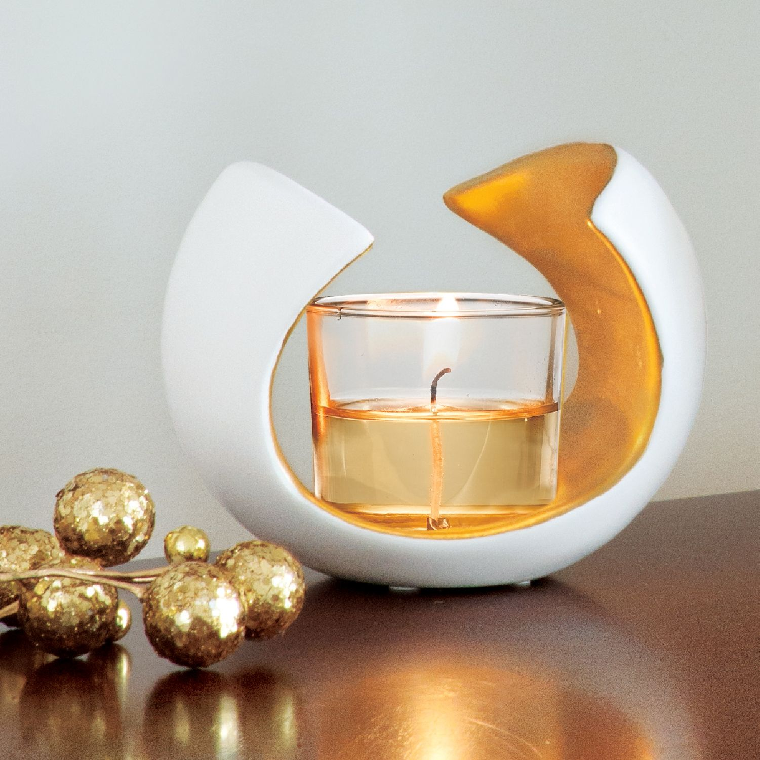 The new embrace votive holder features on the september specials http