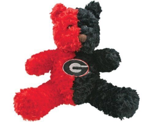 Georgia Bulldogs #1 Fan Singing Bear