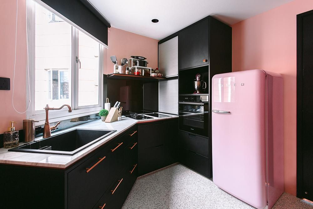 Hdb Scandinavian Modern Victorian Blk 326 Anchorvale Minimalist Interior Design Home N Decor Interior Design Singapore