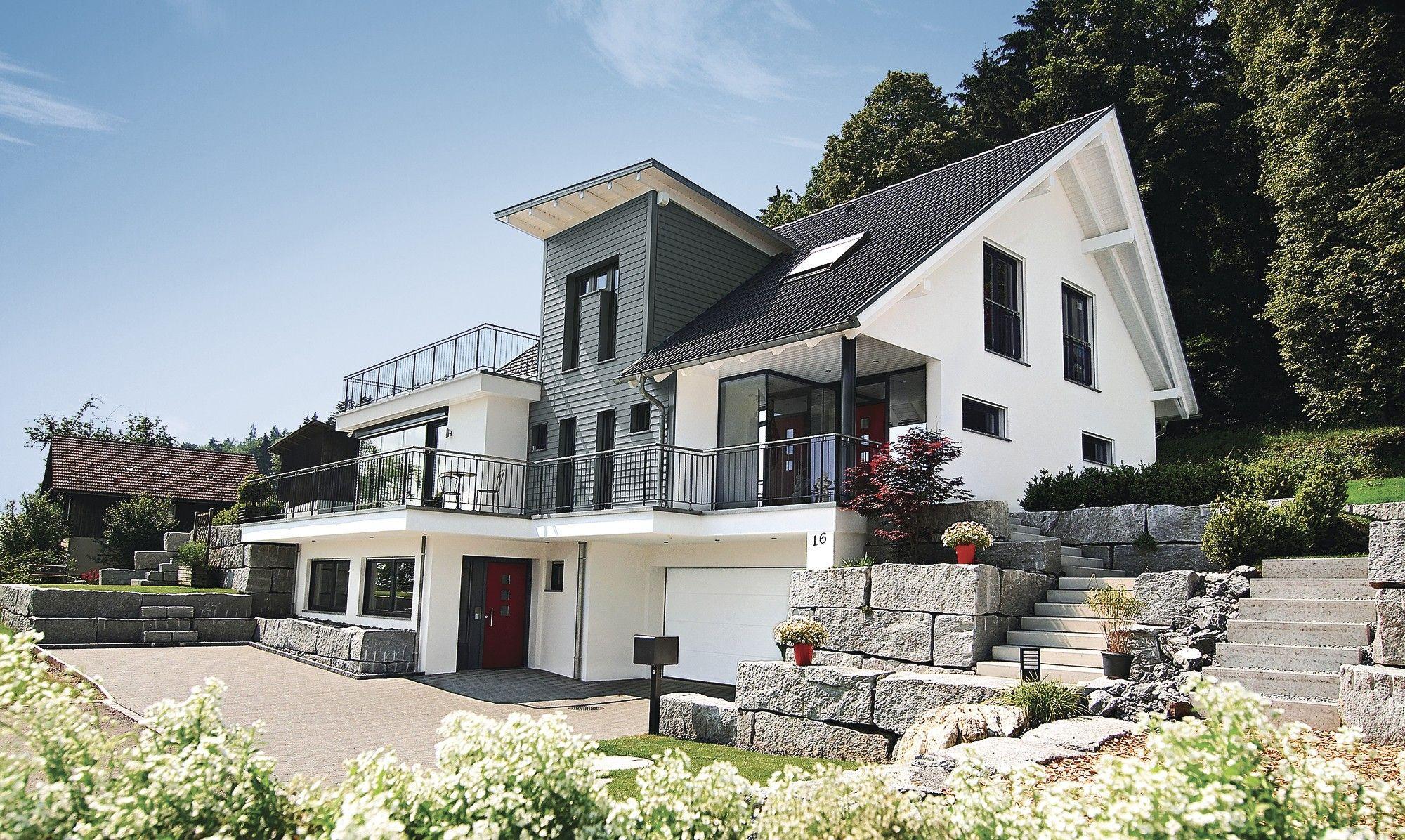 ^ Hausdetailansicht ~Mein raum vom Haus~ Pinterest Haus