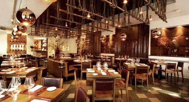 Park Avenue Which Changes Its Name Decor And Menu With Each Season Is Located In Manhattan S Upper East Side
