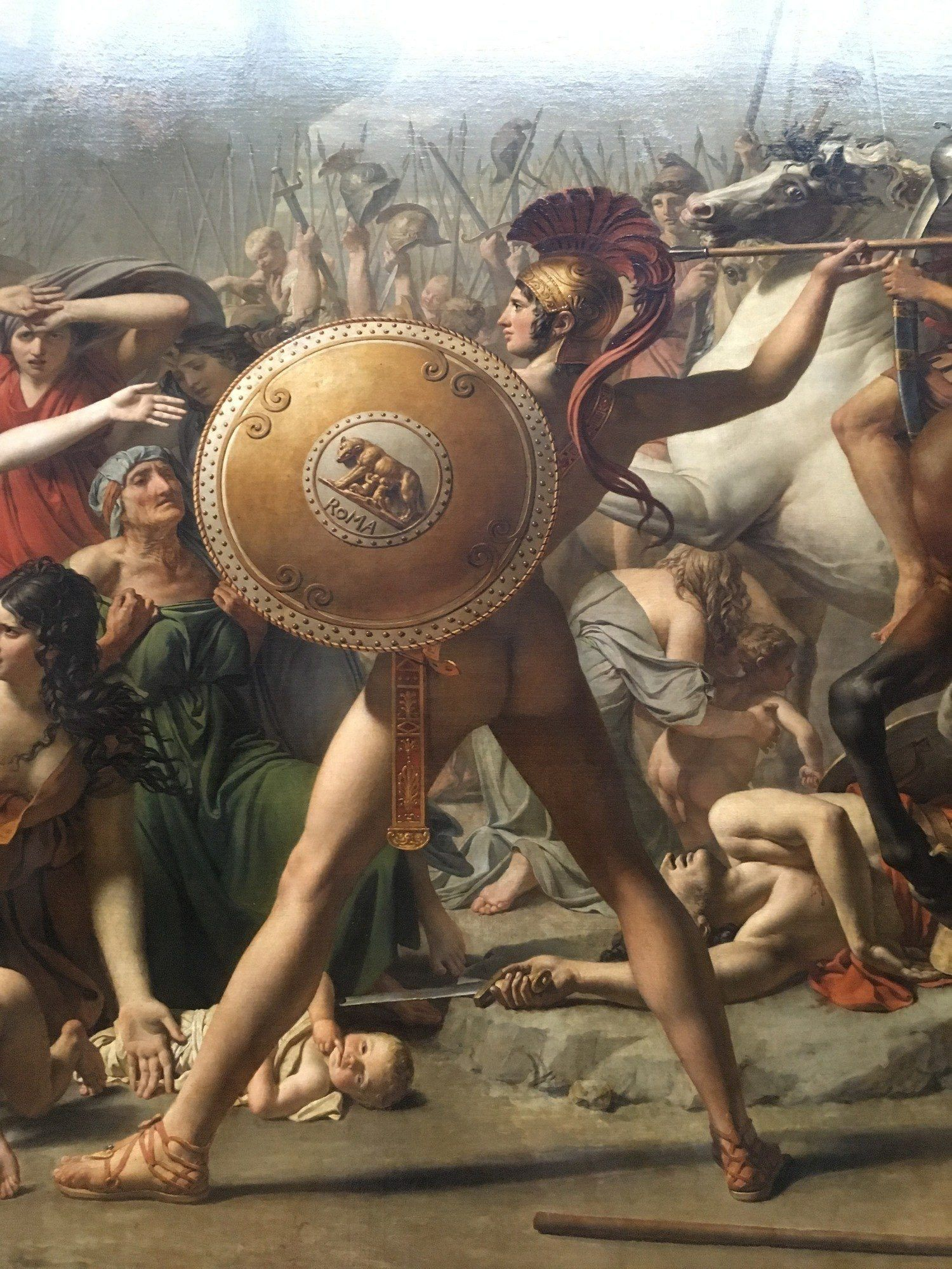 The 12 Best Butts Of The Louvre Travels Of Adam Art History