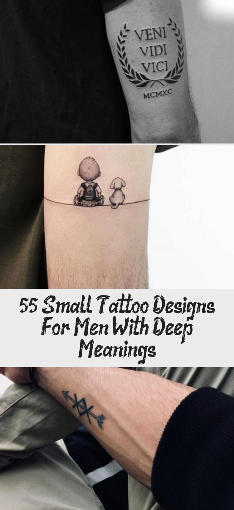 Small Tattoo Designs For Men With Deep Meanings Tattooideenarm Tattooideenoldschool Tattooideenobera In 2020 Small Tattoos Tattoo Designs Men Small Tattoos For Guys