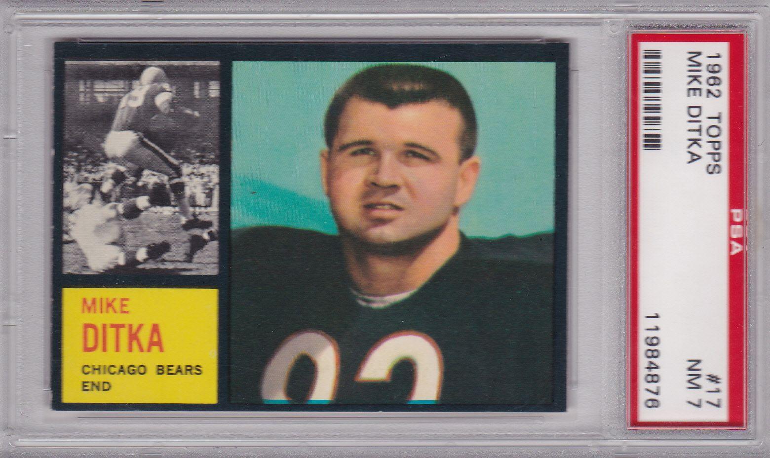 1961 Fleer Football Cards Psa | ... 90 - FranTarkenton - Vikings - PSA 6 - $225.00 - Rookie Hall of Fame