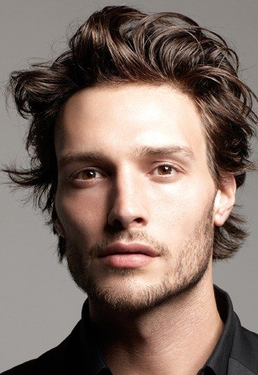 Männerfrisuren Frisuren Für Männer Men Hair Pinterest Frisur