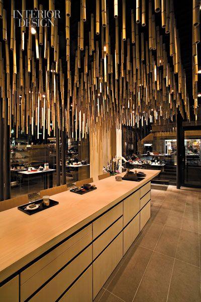 Love the use of bamboo interior design magazine 2009 - Bamboo designs for interior designing ...