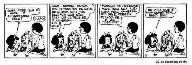 Natal, Mafalda