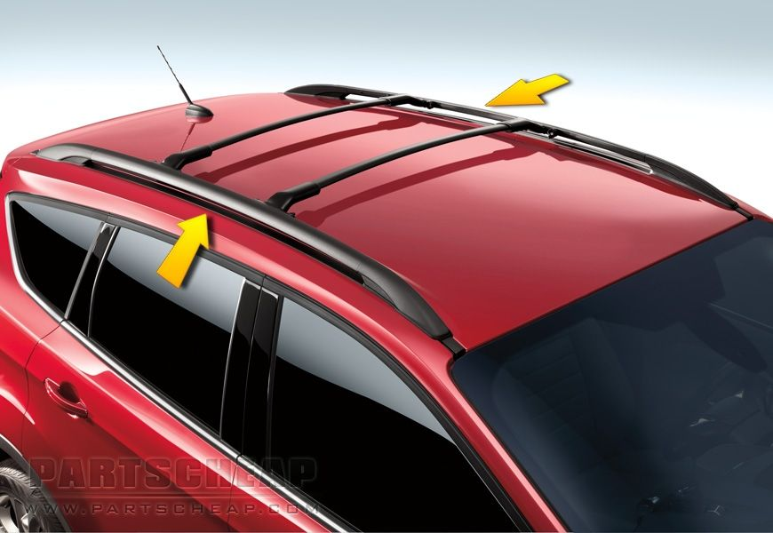 Ford Escape Roof Rack Ford escape, Ford escape
