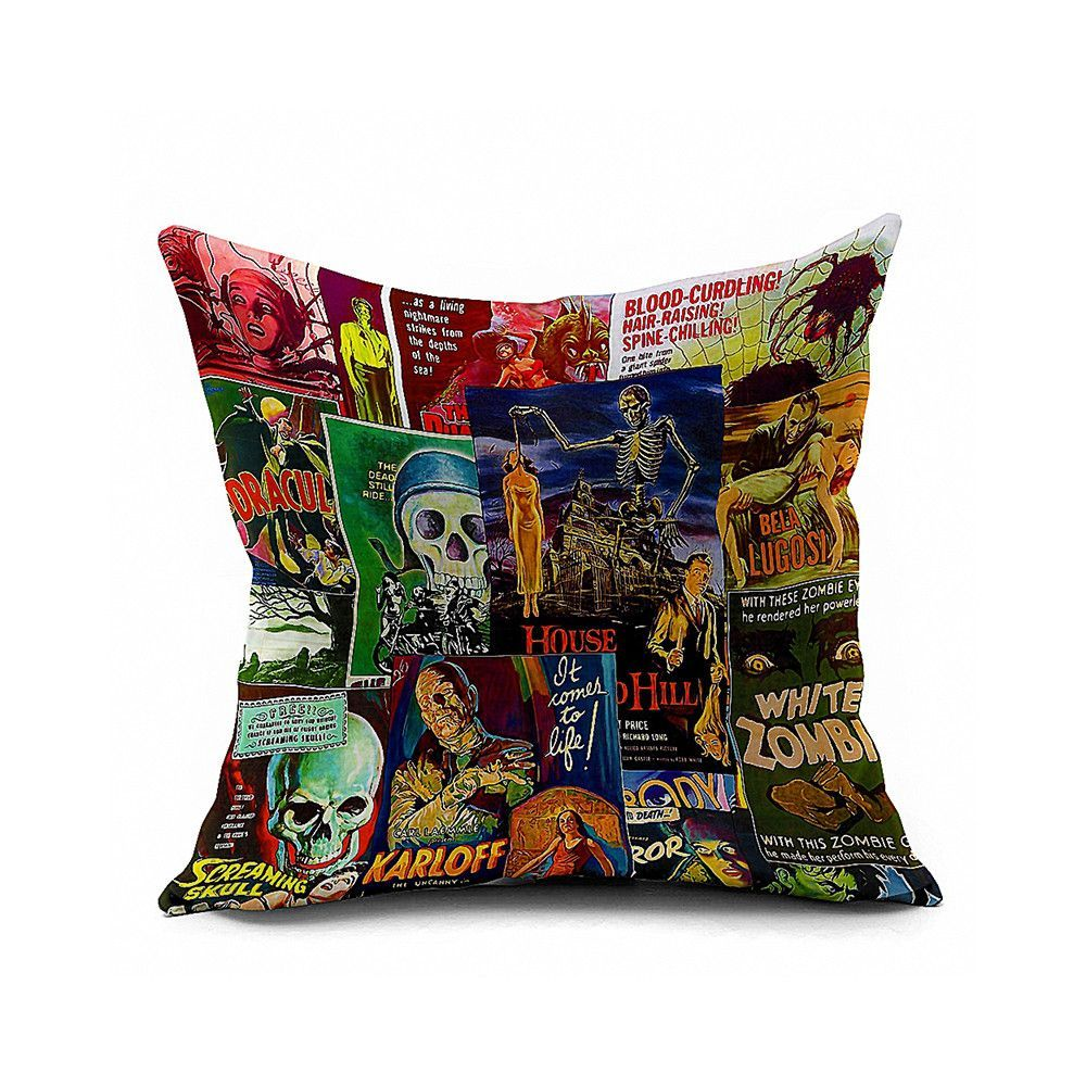 Film and Television Plays Pillow Cushion Cover YS106