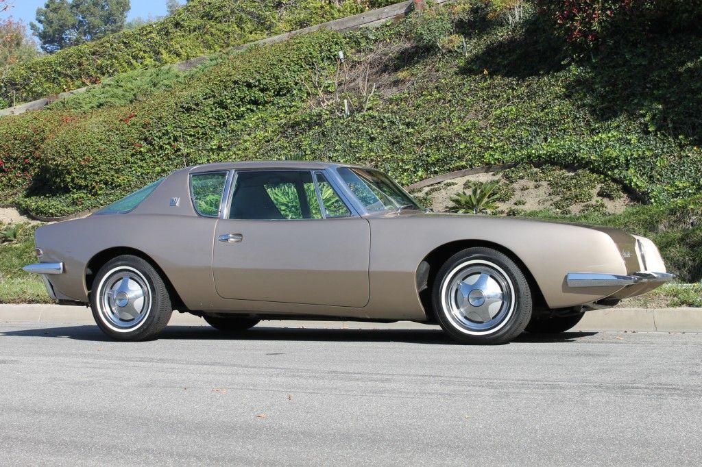 63 Avanti 4 Speed Classic Cars Studebaker Touring