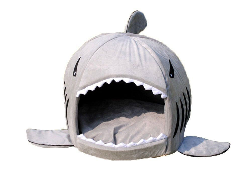 When will someone make human-sized shark mouth beds?