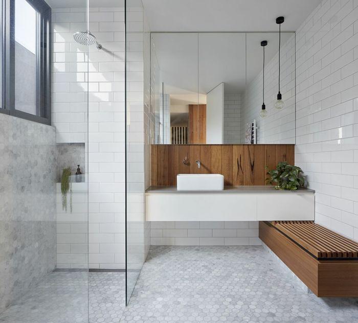 ▷ 1001 + Badezimmer Ideen für kleine Bäder zum Erstaunen #pendantlighting