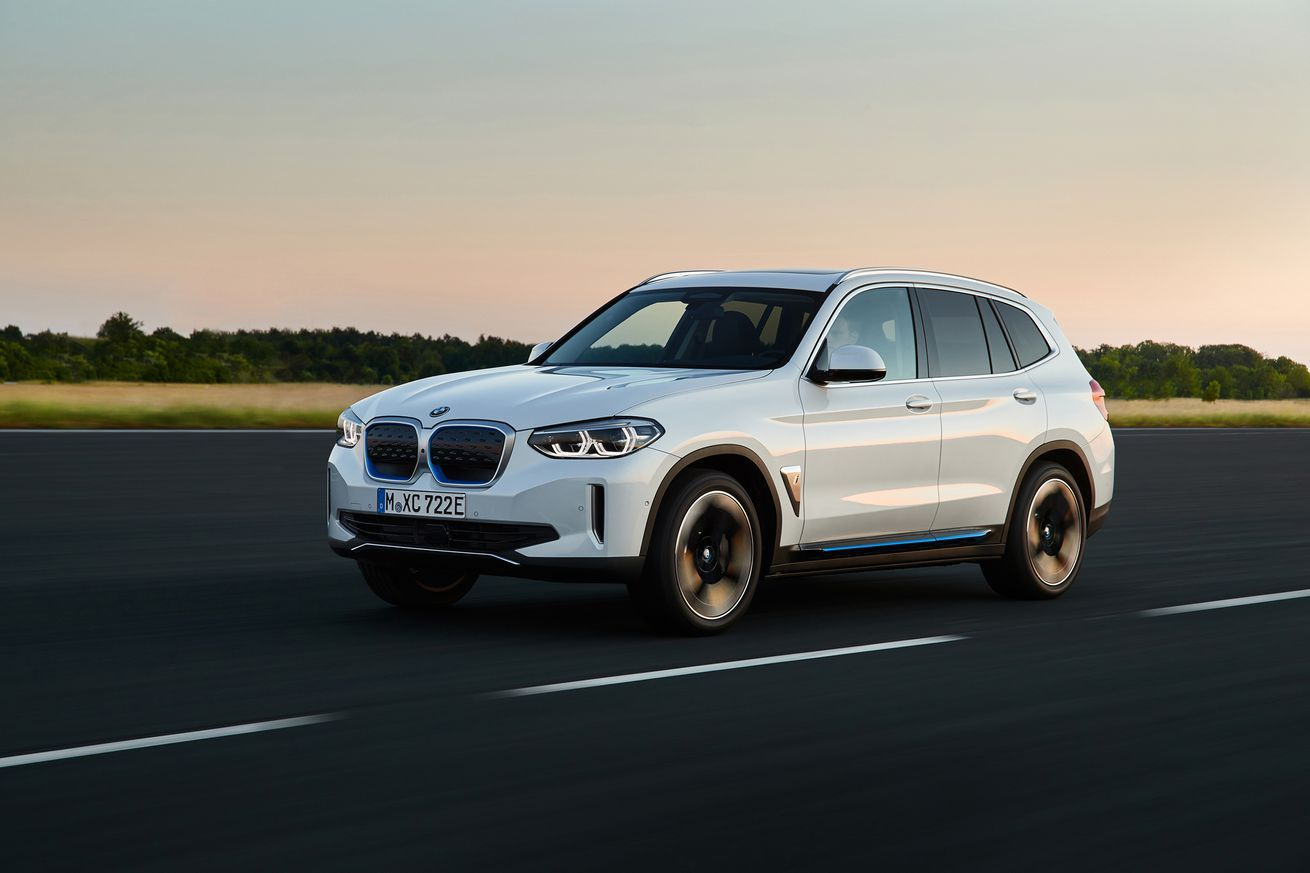 Bmw Unveils Ix3 Electric Suv Destined For China And Europe In 2020 Bmw X3 Bmw Suv