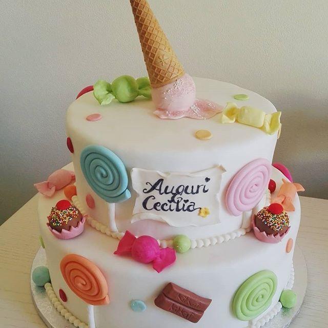 Risultati immagini per torta di compleanno 10 anni torte for Idee per torta di compleanno