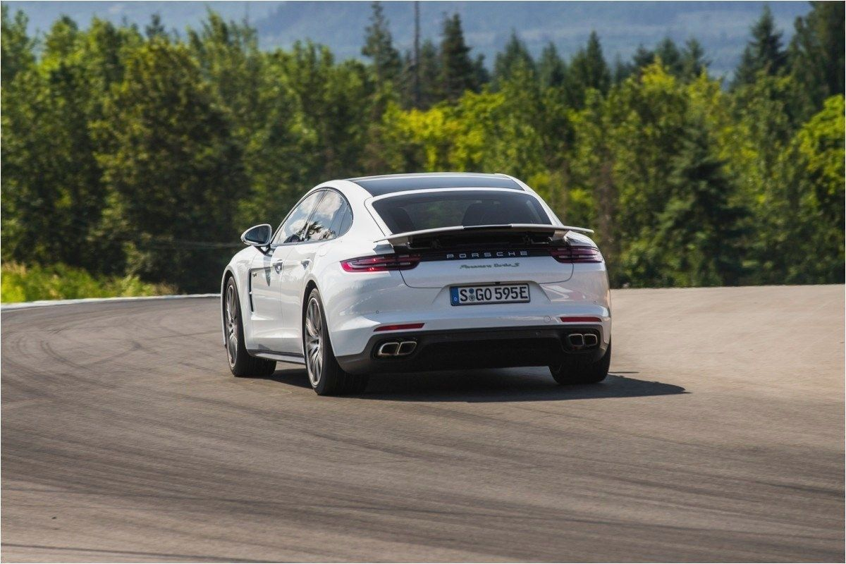 Best Best 2020 Porsche Panamera Turbo Executive Review