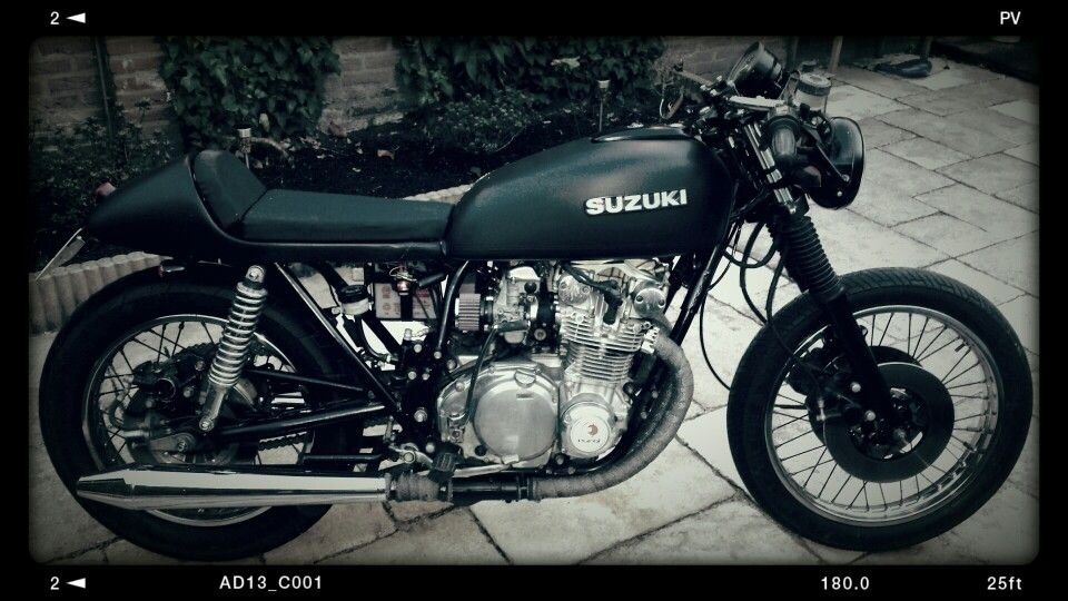 GS550 caferacer