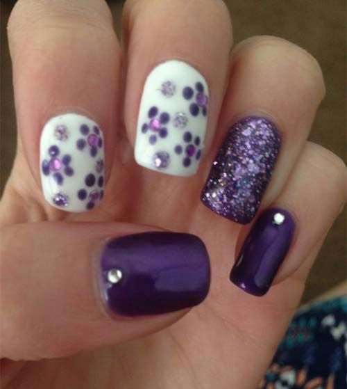 Easy Spring Nail Art Designs Ideas Trends For Beginners