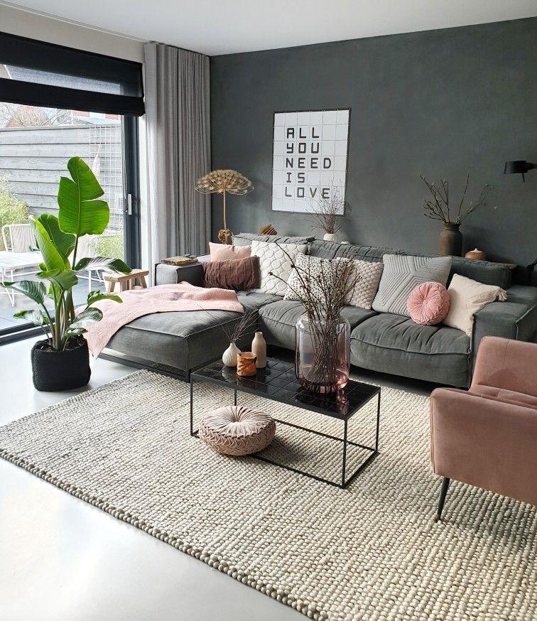 Photo of Farbe in Ihrem Interieur fügt wirklich etwas hinzu. Wie das geht, lesen Sie hier #woonka …