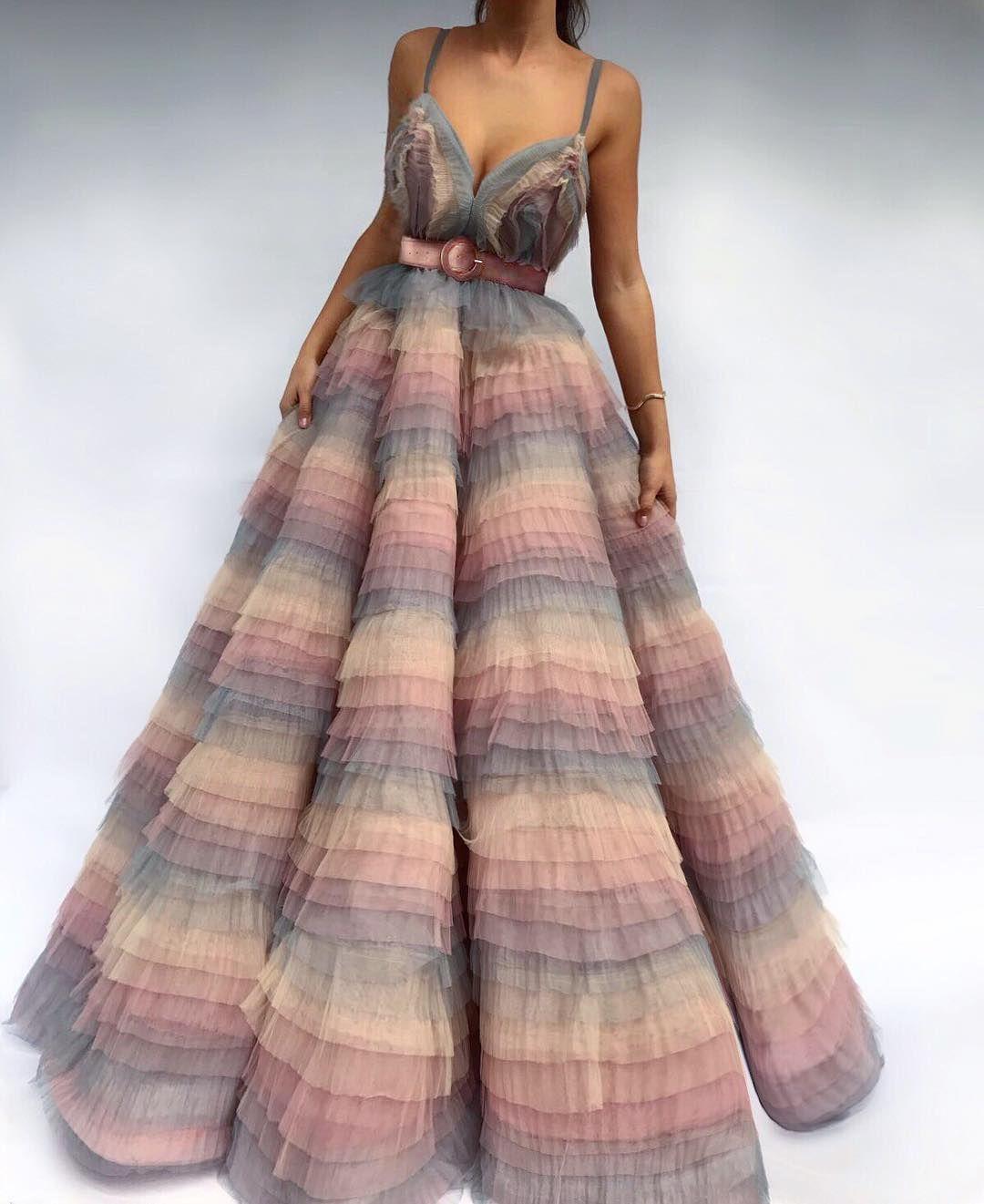 Prom Dress By Teuta Matoshi Duriqi
