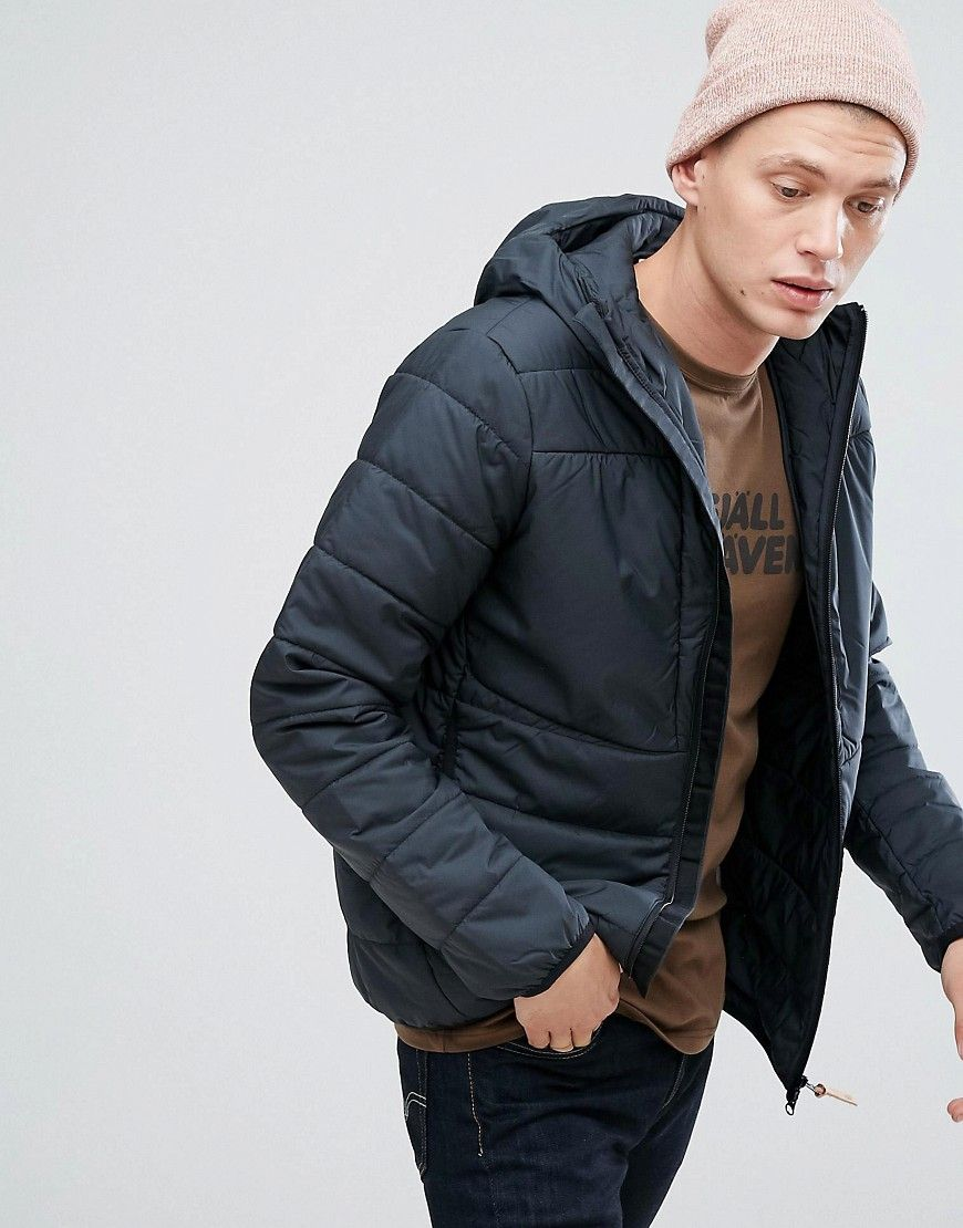 FJ/ÄLLR/ÄVEN Herren Keb Padded Hoodie Pullover /& Sweatshirts