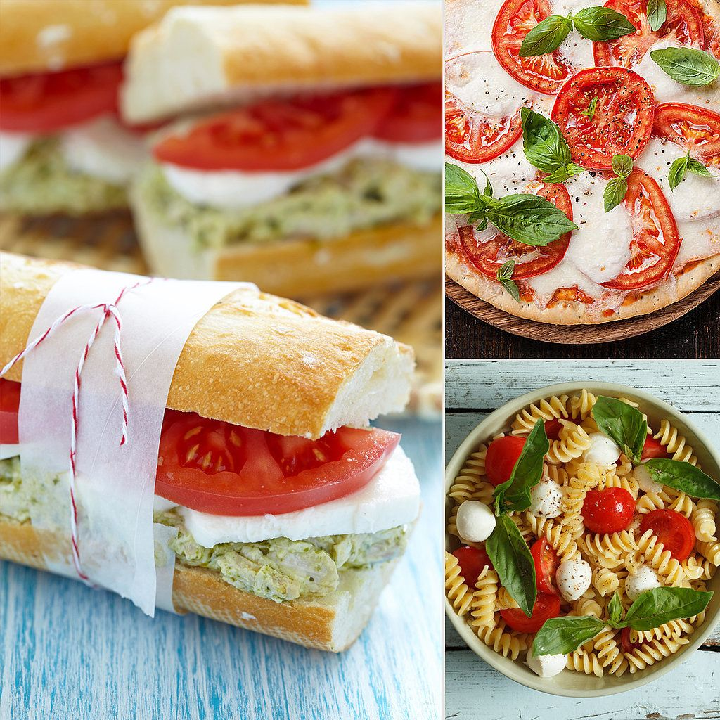 Recipe Variations of Caprese Like You've Never Seen Before