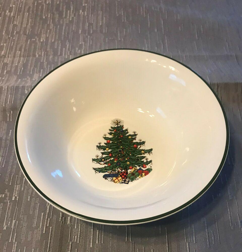 Cuthbertson Original Christmas Tree Made In England Serving Bowl 9 Cuthbertson Serving Bowls Bowl Christmas Tree