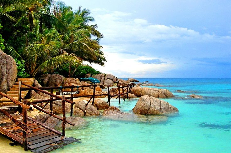 Top 10 Most Beautiful Asian Islands To Visit This Summer Ko Tao Takes Its Name From The Abundant Sea Turtles That Reside On Ss