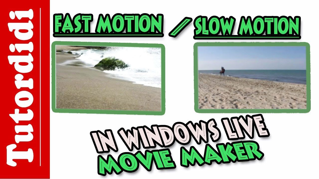 Wonder how those time lapse videos or slow motion videos