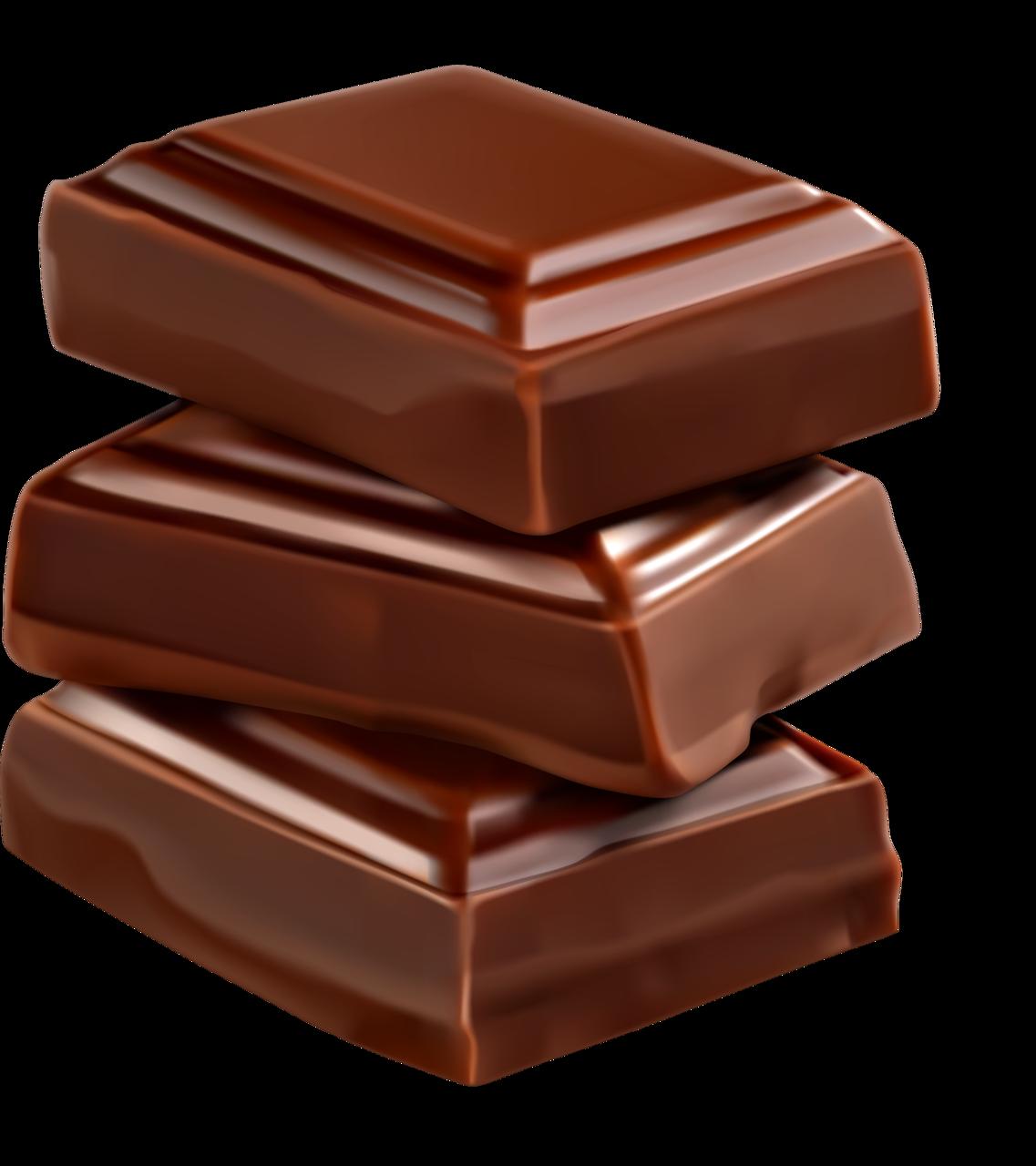 красивые картинки шоколада на белом фоне так мыслили все