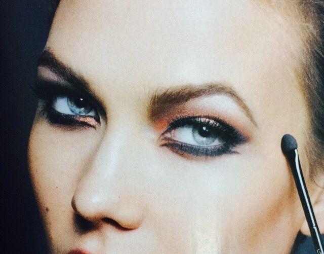 Karlie Kloss in ELLE magazine  -credit does not belong to me-
