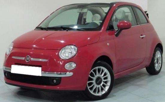 2014 Fiat 500c 1 2 8v Cabrio