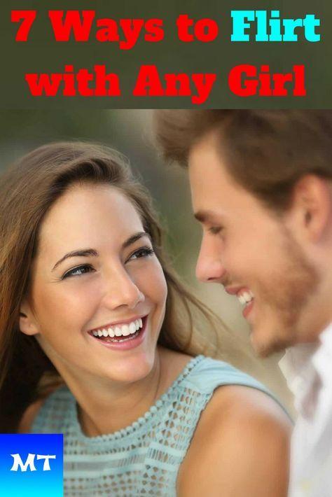 Flirt und dating tipps für frauen