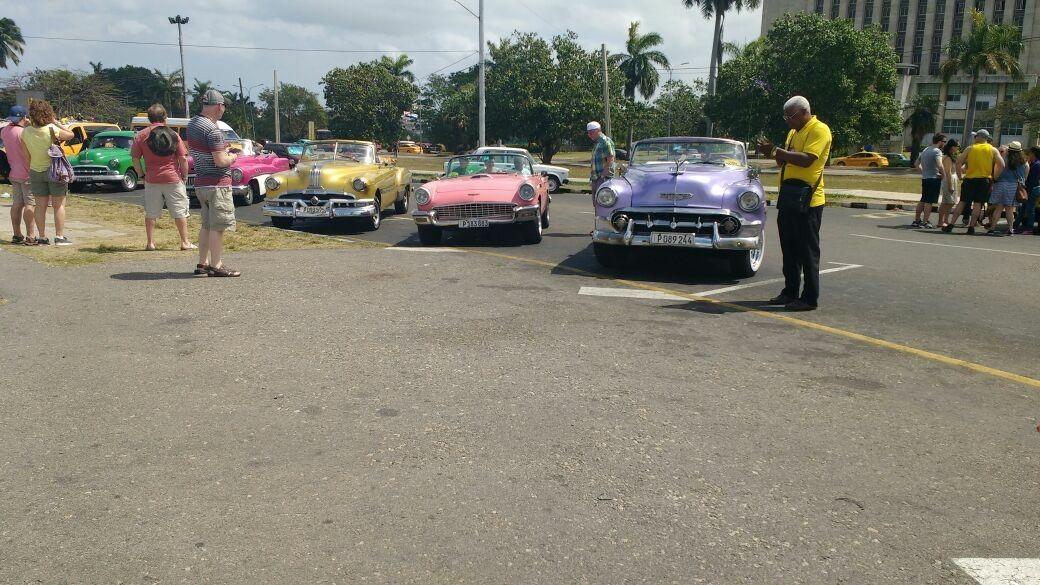 Carros em Havana