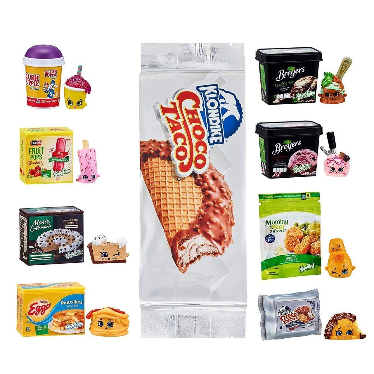 Shopkins Real Littles Season 13 Shopper 8Pack [8 Shopkins