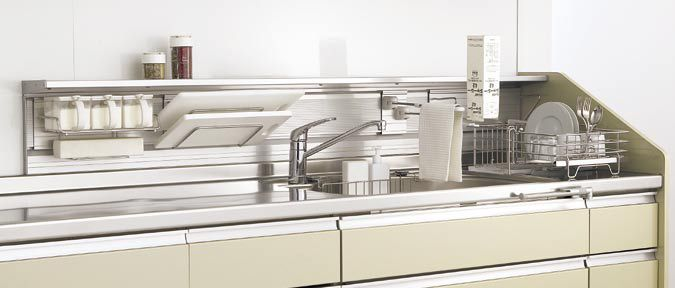 キッチンの収納「フロアキャビネットの種類と特徴」 « キッチン関連 « リフォーム大事典 « 住宅リフォーム(全面改装、増築)はLIXILリフォームネット
