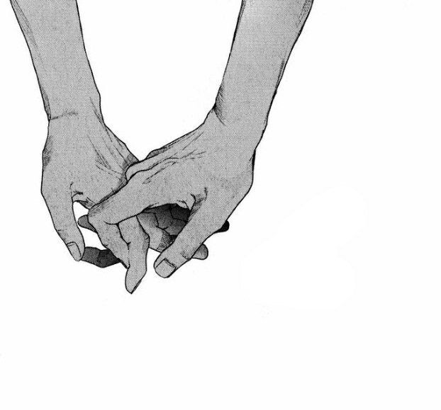Holding Hands Touching Addiction To