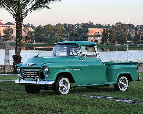 Find Out What Made This 1956 Chevy Pickup A Complete Surprise