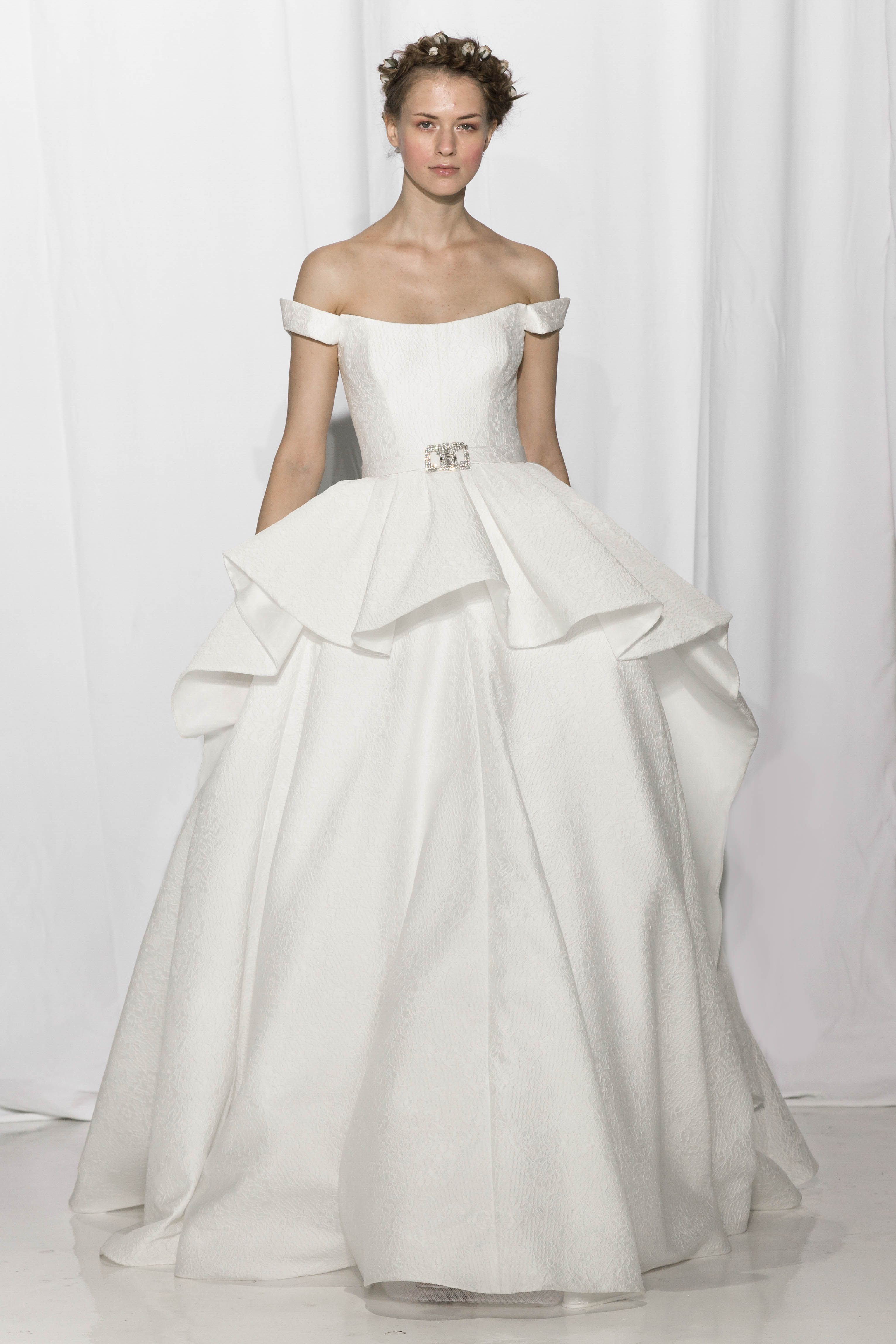 Reem Acra is found at the Nordstrom Wedding Suite/Downtown Seattle ...