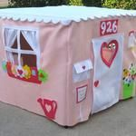 PDF for card table playhouse tent