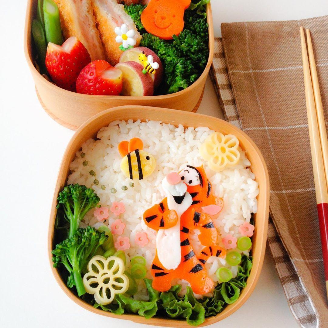 11+ Anime bento box cute inspirations