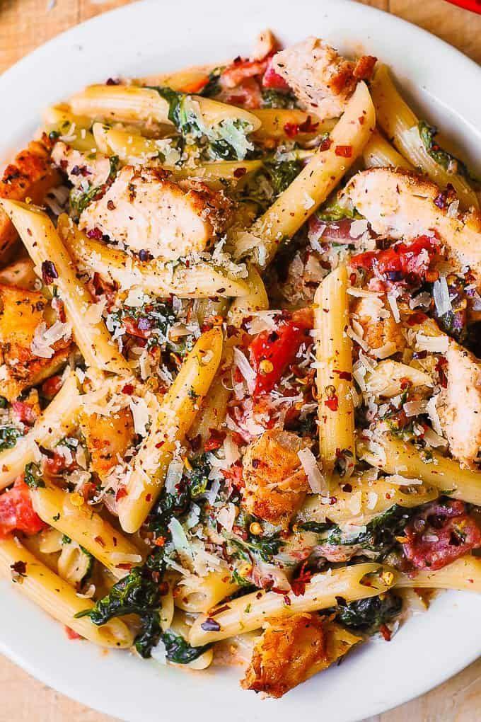 Photo of Dies ist das beliebteste Pasta-Rezept auf Pinterest –  #auf #beliebteste #Das #Dies #ist #pas…
