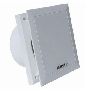 Airflow Qt100t Quietair Bathroom Extractor Fan Timer Extractor Fans Bathroom Fan Bathroom Extractor Fan