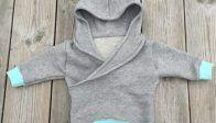 Mini hoodie